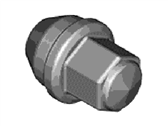 Ford Lug Nuts - ACPZ-1012-B