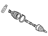 Ford Escort Axle Shaft - E3FZ-3A329-E