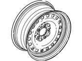 Ford Spare Wheel - F8AZ-1007-EA