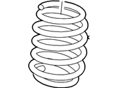Lincoln MKX Coil Springs - BT4Z-5560-G