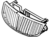 Lincoln Town Car Grille - XW1Z-8200-AA