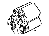 Lincoln Continental Oil Pump - F2GZ-6600-A