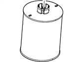 Ford Fuel Filter - 8C3Z-9N184-A