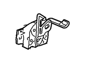6L5Z-16700-AA Hood Latch Assembly