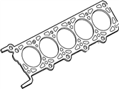 Ford F-250 Super Duty Cylinder Head Gasket - 4C3Z-6051-AA