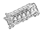 Ford E-250 Cylinder Head - 9C2Z-6049-AA