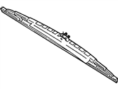 Ford Contour Wiper Blade - F7RZ-17528-BB