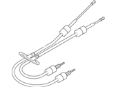 Ford Focus Shift Cable - Guaranteed Genuine Ford Parts
