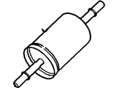Lincoln MKX Fuel Filter - 2C5Z-9155-BC