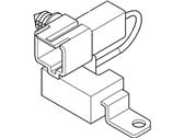Genuine Ford Capacitor Assembly Radio Suppress F6AZ-18801-A