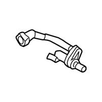 Tube Fuel Vapor Ford CM6Z-9A228-A