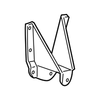 Genuine Ford Shackle 4L3Z-5776-AA