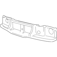 SUPPORT Ford 6W1Z-8125-A RADIATOR