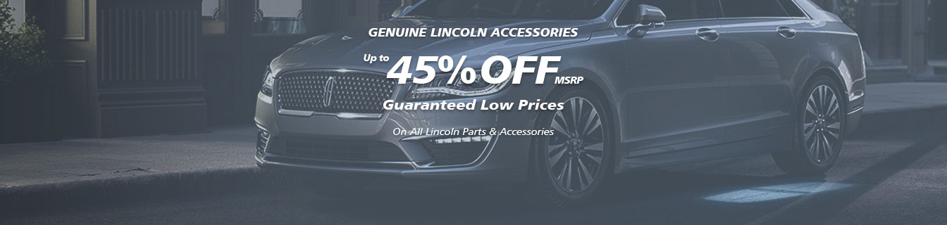 Genuine Ford accessories, Guaranteed lowest prices