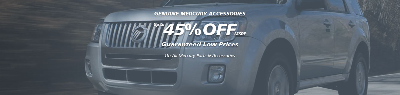 Genuine Grand Marquis accessories, Guaranteed lowest prices